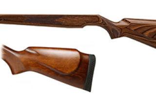 Как осуществить замену пружины на винтовке?