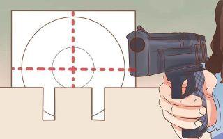 Какая ответственность за стрельбу из пневматического пистолета?
