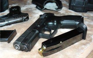Какой приобрести пистолет без лицензии?