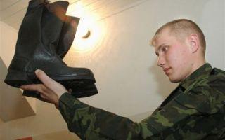 Берут ли с плоскостопием в армию?
