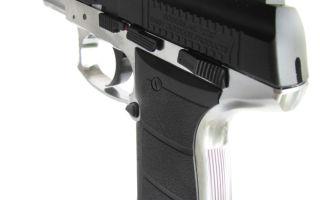Что такое блоубэк в пневматическом пистолете?