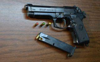 Нужно ли разрешение на газовый пистолет?