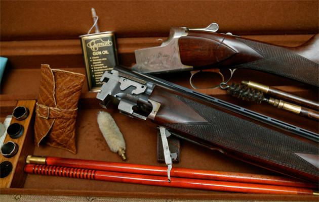 Чистка оружия — правильная чистка и уход за нарезным оружием