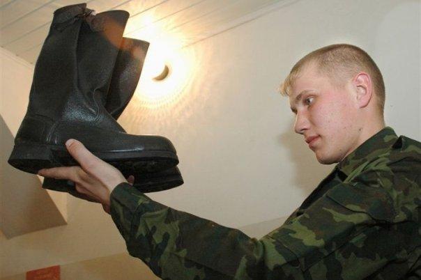С каким плоскостопием не берут в армию?