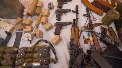 Изъятие оружия — протокол, порядок и основния изъятия огнестрельного оружия