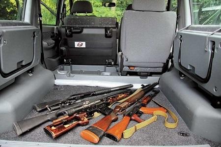 Правила учета ношения и перевозки транспортирования оружия в втомобиле и самолете