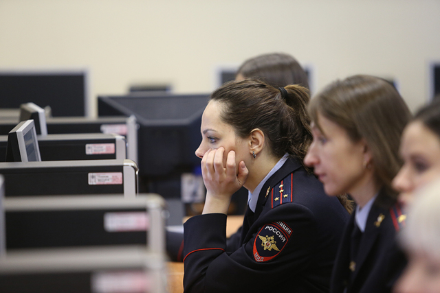 Как устроиться на работу в полицию — что для этого нужно, какое оброзование? Условия приема на работу в полицию