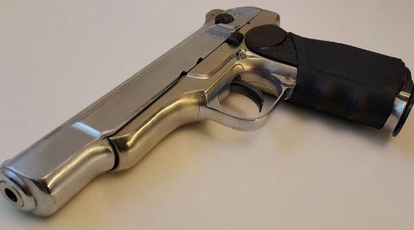 Травматический пистолет Стечкина МР-355 - характеристики, цена