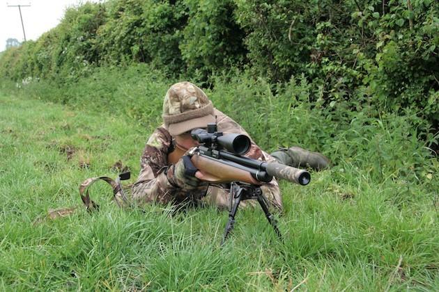 Как правильно стрелять из пневматической винтовки