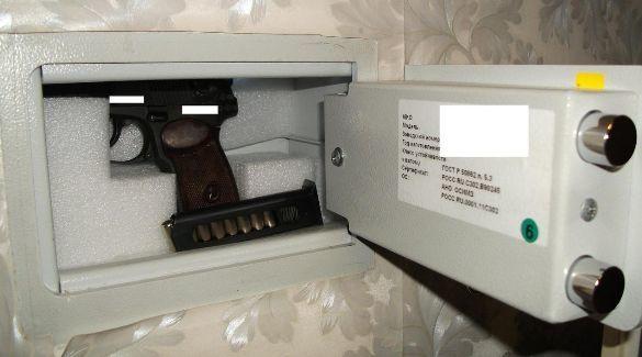 Правила хранения травматического оружия дома в 2020 - 2021 году