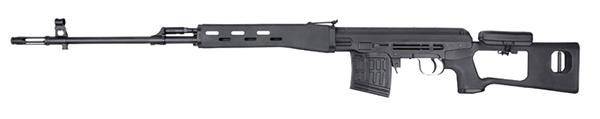 Пневматическая винтовка СВД (Драгунова) - характеристики, цена