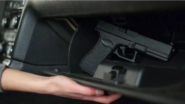 Можно ли возить в машине пневматический пистолет - правила провоза