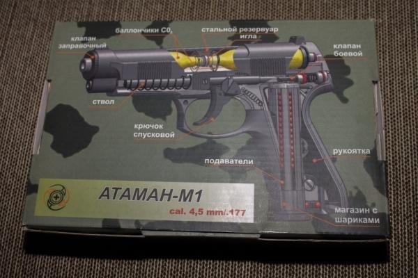 Самые мощные пневматические пистолеты без лицензии в России
