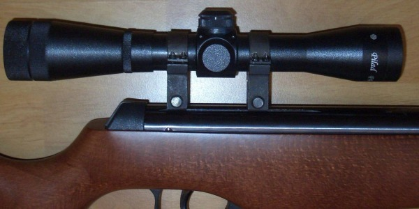 Оптика на Хатсан 125 - какой прицел выбрать
