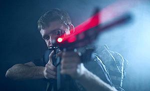 Как пристрелять пневматическую винтовку без оптического прицела