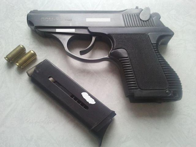 Травматический пистолет ПСМ-Р - характеристики, цена