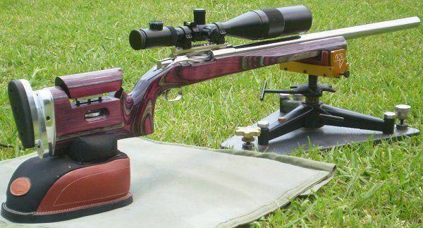 Станок для пристрелки пневматики своими руками - пошаговая инструкция