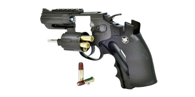 Устройство пневматической винтовки и пистолета